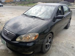 Toyota Corolla 2006 CE Black   Cars for sale in Rivers State, Port-Harcourt