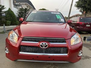 Toyota RAV4 2011 3.5 Limited 4x4 Red | Cars for sale in Lagos State, Ikeja