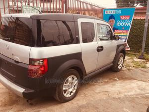 Honda Element 2008 EX Automatic Silver   Cars for sale in Lagos State, Gbagada