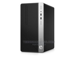 New Desktop Computer HP ProDesk 400 G4 1TB SSD 8GB RAM | Laptops & Computers for sale in Lagos State, Ikeja