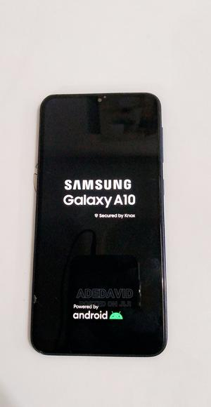 Samsung A10 32 GB Blue | Mobile Phones for sale in Lagos State, Ikeja
