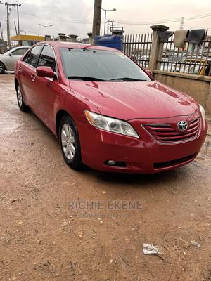 Toyota Camry 2009 Red | Cars for sale in Lagos State, Abule Egba