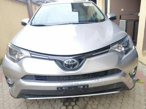 Toyota RAV4 2016 XLE AWD (2.5L 4cyl 6A) Gray | Cars for sale in Lagos State, Ojodu