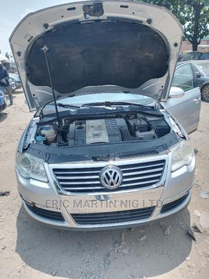 Volkswagen Passat 2008 2.0 Turbo Silver   Cars for sale in Lagos State, Surulere
