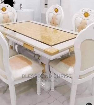 High Standard Marble Top Dining Table by 6seaters | Furniture for sale in Lagos State, Ojo