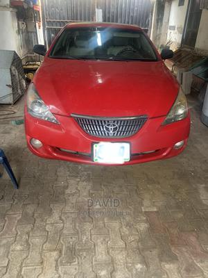Toyota Solara 2006 Red | Cars for sale in Lagos State, Ojota