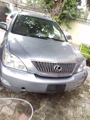 Lexus RX 2007 350 Blue | Cars for sale in Lagos State, Surulere