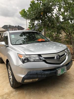 Acura MDX 2008 SUV 4dr AWD (3.7 6cyl 5A) Silver | Cars for sale in Lagos State, Ikeja