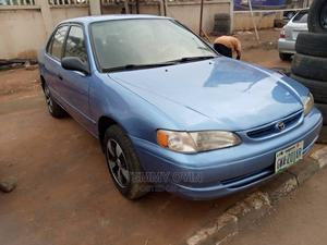 Toyota Corolla 1999 Automatic Blue   Cars for sale in Abuja (FCT) State, Karu