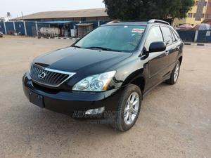 Lexus RX 2009 350 4x4 Black | Cars for sale in Lagos State, Alimosho