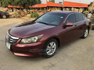 Honda Accord 2008 Red   Cars for sale in Lagos State, Surulere