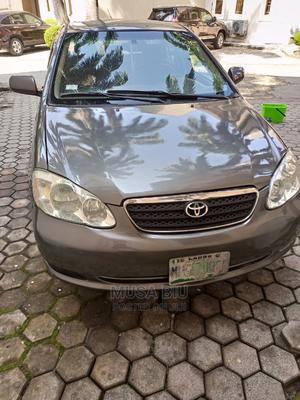 Toyota Corolla 2006 Gray   Cars for sale in Lagos State, Ikoyi
