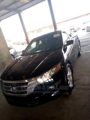 Honda Accord CrossTour 2010 EX-L Black | Cars for sale in Lagos State, Apapa