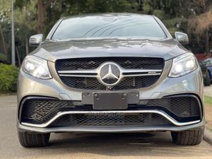 Mercedes-Benz GLE-Class 2017 Gray   Cars for sale in Abuja (FCT) State, Asokoro