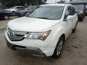 Acura MDX 2009 White   Cars for sale in Lagos State, Amuwo-Odofin