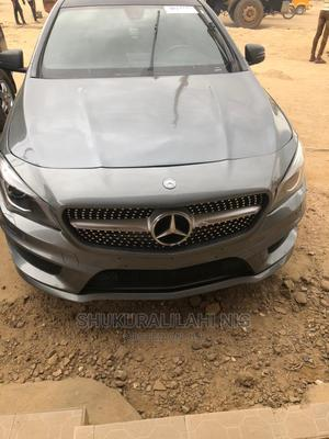 Mercedes-Benz CLA-Class 2014 Gray | Cars for sale in Lagos State, Ikorodu
