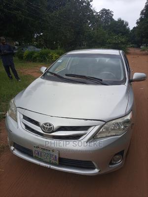Toyota Corolla 2012 Silver   Cars for sale in Ogun State, Abeokuta South