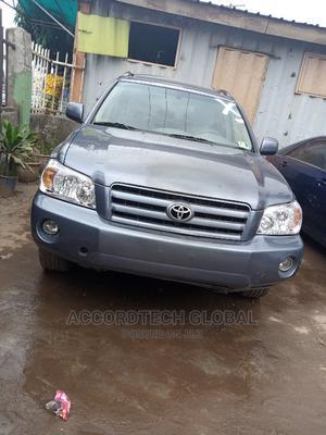 Toyota Highlander 2007 Limited V6 Blue | Cars for sale in Lagos State, Ifako-Ijaiye