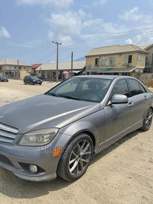 Mercedes-Benz C-Class 2009 C 300 (S204) Silver | Cars for sale in Lagos State, Ajah