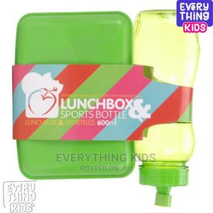 Lunch Box Lunch Box With Drinking Bottle | Babies & Kids Accessories for sale in Lagos State, Ikeja