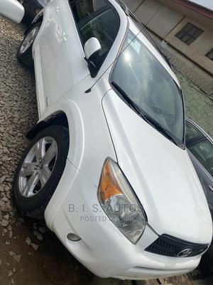 Toyota RAV4 2007 Sport V6 4x4 White   Cars for sale in Lagos State, Ogba