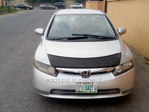 Honda Civic 2009 1.3i-DSi Vtec Hybrid Silver   Cars for sale in Lagos State, Ikeja
