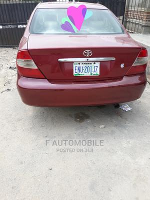 Toyota Camry 2003 Red   Cars for sale in Lagos State, Yaba