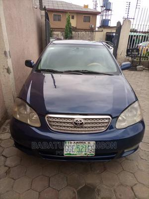 Toyota Corolla 2004 LE Blue   Cars for sale in Lagos State, Ikeja