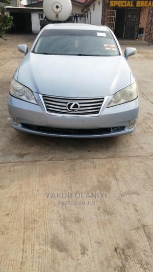Lexus ES 2010 350 Blue | Cars for sale in Lagos State, Ejigbo