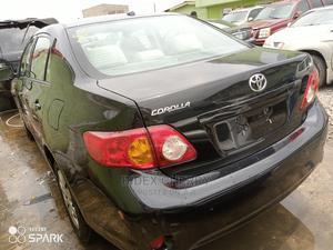 Toyota Corolla 2009 Black   Cars for sale in Lagos State, Ikeja