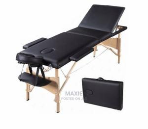 Foldable Massage Bed | Salon Equipment for sale in Abuja (FCT) State, Lugbe District