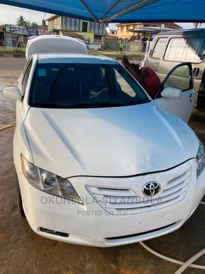 Toyota Camry 2008 White | Cars for sale in Osun State, Osogbo