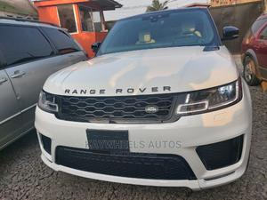 Land Rover Range Rover Sport 2021 White   Cars for sale in Lagos State, Agege