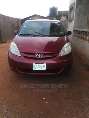 Toyota Sienna 2005 CE Red | Cars for sale in Lagos State, Ikoyi