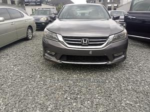 Honda Accord 2014 Gray | Cars for sale in Rivers State, Port-Harcourt