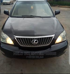Lexus RX 2008 Black   Cars for sale in Lagos State, Isolo