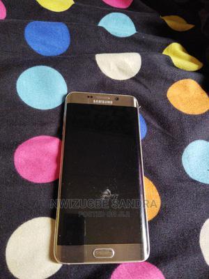 Samsung Galaxy S6 Edge Plus 32 GB Gold | Mobile Phones for sale in Enugu State, Enugu