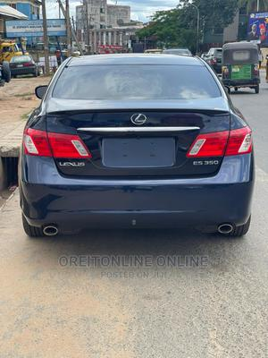 Lexus ES 2008 350 Blue | Cars for sale in Anambra State, Onitsha