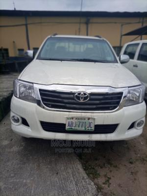 Toyota Hilux 2012 2.0 VVT-i SRX White   Cars for sale in Rivers State, Port-Harcourt
