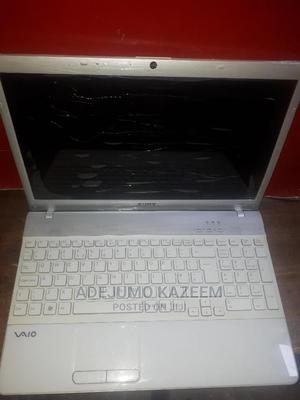 Laptop Sony VAIO 15E F15218SN 4GB Intel Core I5 HDD 500GB | Laptops & Computers for sale in Lagos State, Ikeja