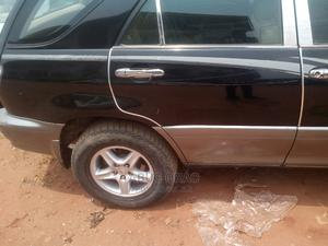 Lexus RX 2002 300 2WD Black   Cars for sale in Anambra State, Onitsha