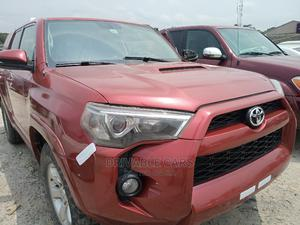Toyota 4-Runner 2018 SR5 4x4 Red   Cars for sale in Lagos State, Amuwo-Odofin