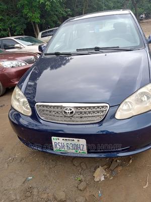 Toyota Corolla 2003 Blue   Cars for sale in Abuja (FCT) State, Gaduwa