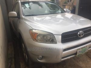 Toyota RAV4 2008 Limited V6 4x4 Silver   Cars for sale in Lagos State, Ikeja