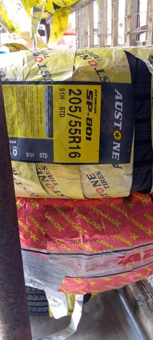 Austone Tires Roadx Tires Hily Tires Dunlop Tires | Vehicle Parts & Accessories for sale in Lagos State, Lagos Island (Eko)