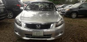 Honda Accord 2009 2.0 I-Vtec Automatic Silver | Cars for sale in Abuja (FCT) State, Kubwa