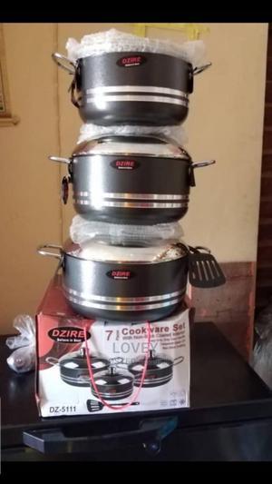 Set of Non Stick Pot | Kitchen & Dining for sale in Lagos State, Amuwo-Odofin