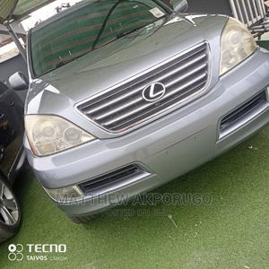 Lexus GX 2005 Silver   Cars for sale in Lagos State, Ajah