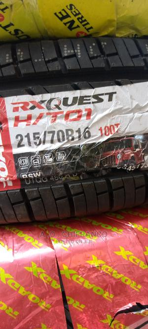 Roadx Tires Austone Tires Dunlop Tires Bridgestone Tires | Vehicle Parts & Accessories for sale in Lagos State, Lagos Island (Eko)