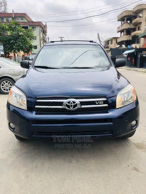 Toyota RAV4 2007 Limited V6 Blue   Cars for sale in Lagos State, Surulere